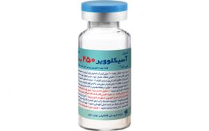 Acyclovir (as sodium) 250mg