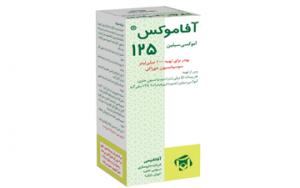 Afamox® ( amoxicillin ) 125...