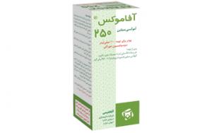 Afamox® ( amoxicillin ) 250...